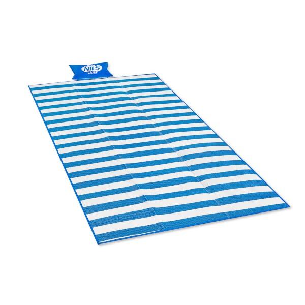 Plážová deka NILS CAMP NC1300 modrá