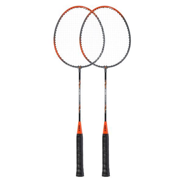 Ocelový badmintonový set NILS NR001