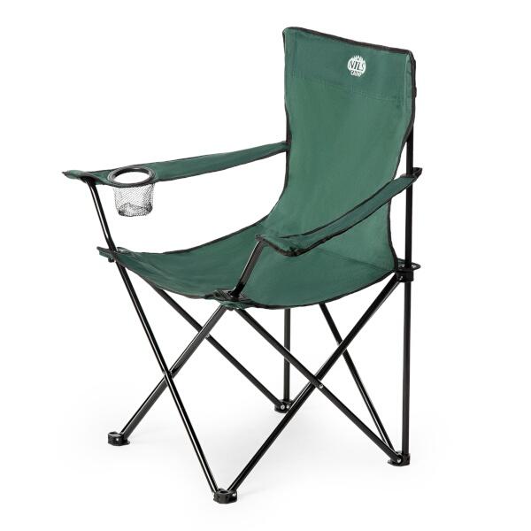 Skládací židle NILS Camp NC3044, zelená