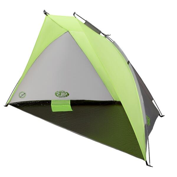 Plážový stan NILS Camp NC3039, zelený