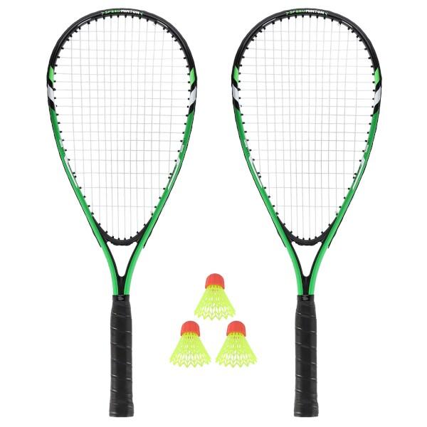 Crossmintonový set NILS NRS001 zelený
