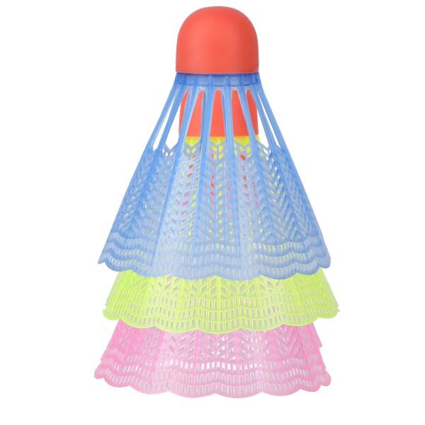 Badmintonové míčky NILS NBL6013 3 ks