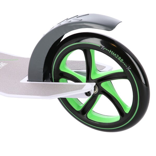Koloběžka NILS Extreme HM228 zelená