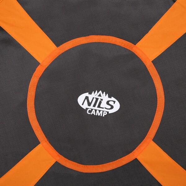 Houpačka čapí hnízdo NILS Camp NB5031 oranžová